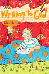 writing to God kids edition cover