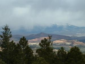 Mountain top 15