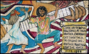 Fonseca, Rico. Smile on Your Brother, from Art in the Christian Tradition, a project of the Vanderbilt Divinity Library, Nashville, TN.