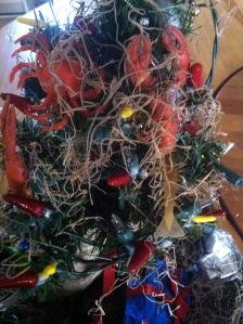 Cajun Christmas Tree