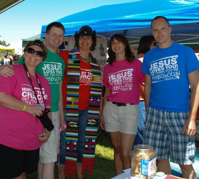 Southminster at the 2013 Boise PRIDE