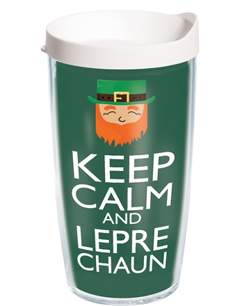 keep calm leprechaun