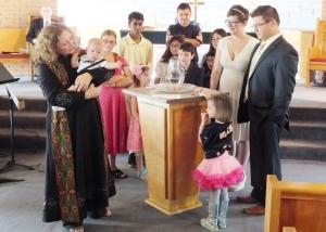 Teri baptism