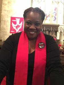 Pastor Naomi Christine Leapheart