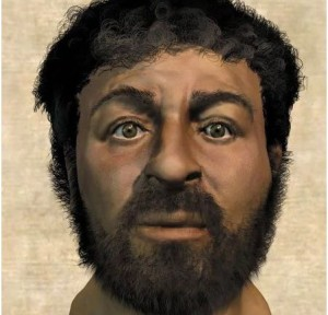 Jesus, reconstructed by forensic anthropologists, in light of his ethnicity