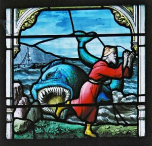 Jonah and the whale: literal or metaphorical? Photo courtesy of Tomas Tuszko/Creative Commons