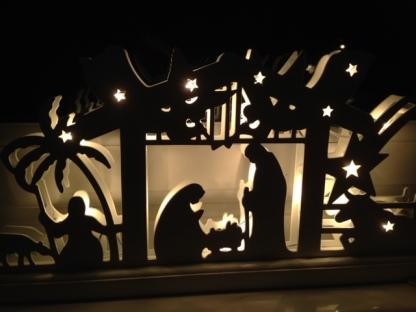 christmas-silhouette