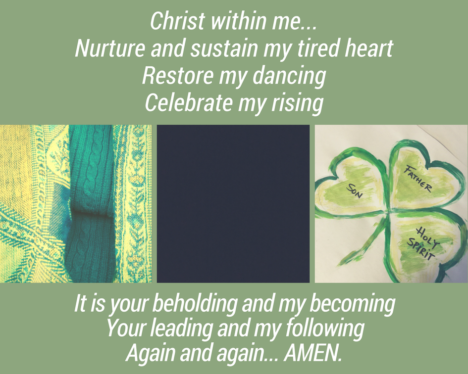Friday Prayer Christ Within Me Long Room