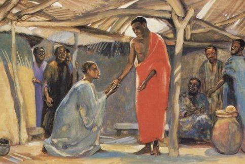 Jesus appears to Thomas - John 20:24-29