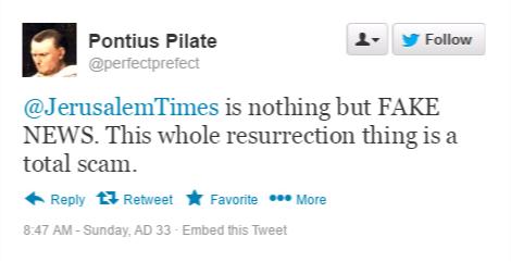 pilate tweet 16