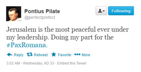 pilate tweet 6