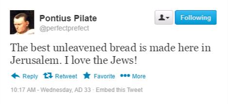 pilate tweet 7