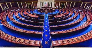 Chamber of the US House of Representatives