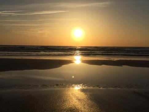 st a sunrise