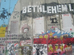 Security wall, Bethlehem