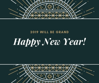 2019 will be grand