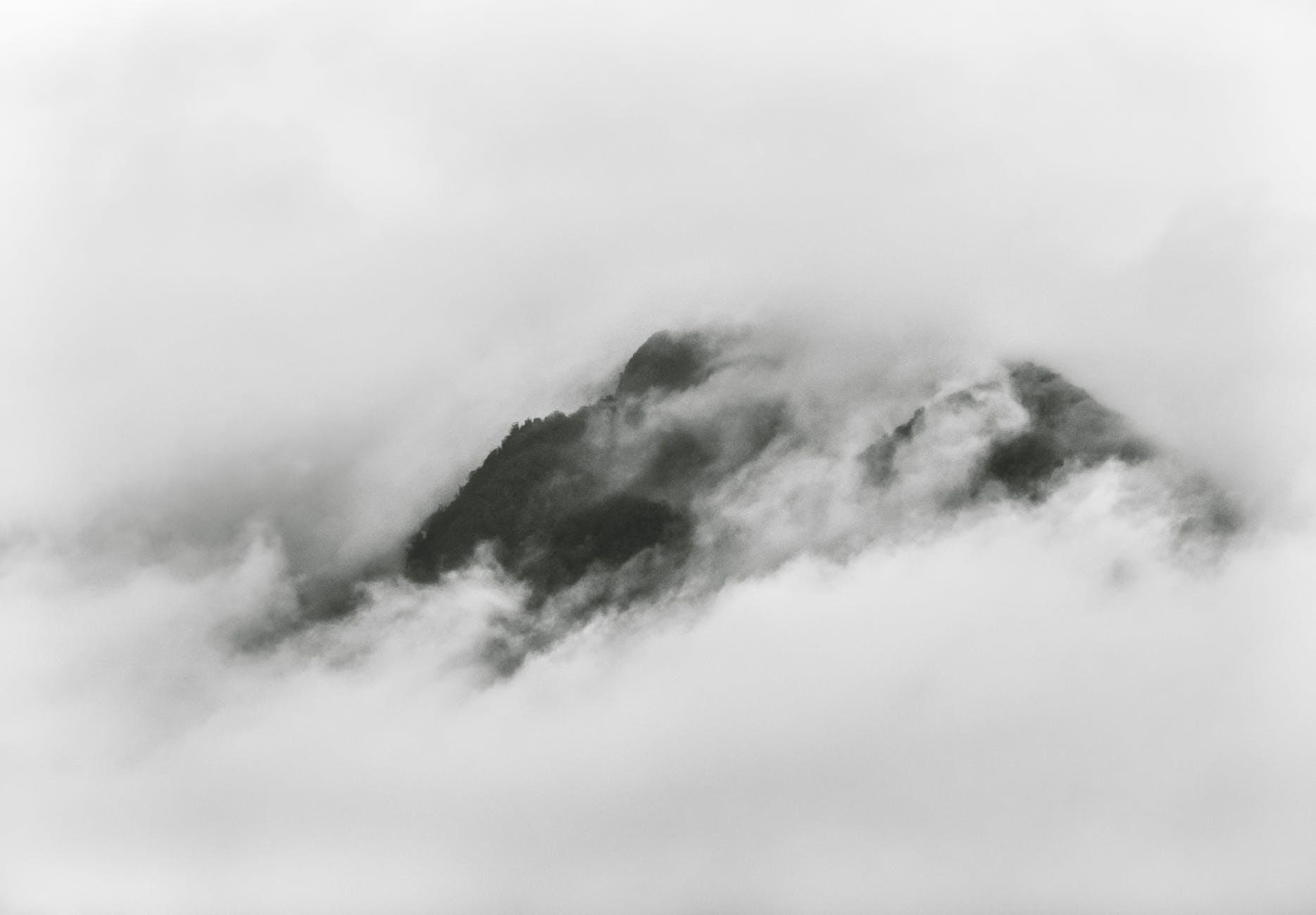 clouds foggy hazy misty