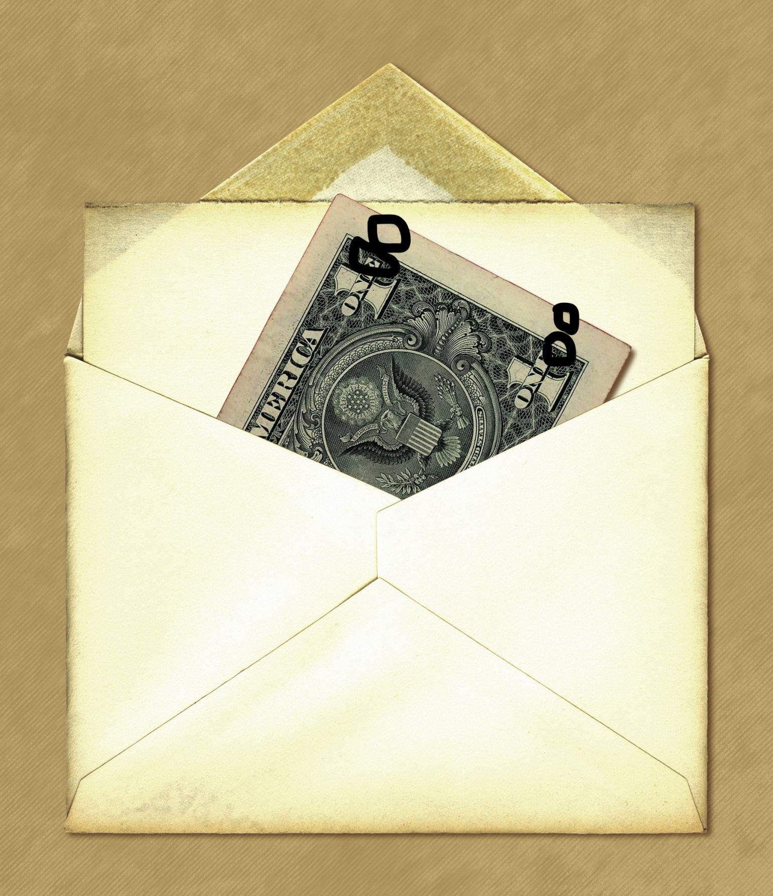 drawn money