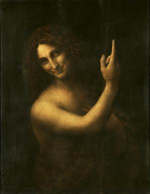 John the Baptist Leonardo da Vinci